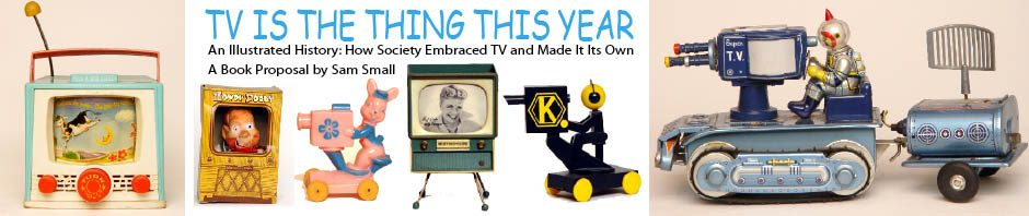 TV Is The Thing This Year: An illustrated social history of television